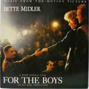 Bette Midler - For The Boys - Music From The Motion Picture download