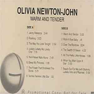Olivia Newton-John - Warm And Tender download